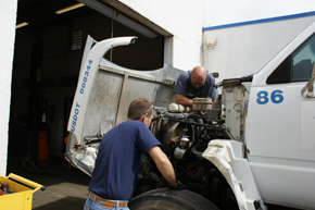 truck repair and maintenance